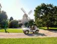 Невероятният дом (вятърна мелница) на Робърт Дауни Джуниър стана достъпен за милиони СНИМКИ
