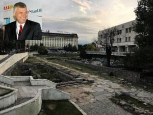 Екскметът Чомаков проговори за продажбата на златен терен в центъра на Пловдив