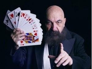 Най-големият фокусник Астор празнува рожден ден