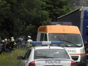 Втора катастрофа край Микре! Пътят отново е ограничен 12 часа след кървавия инцидент