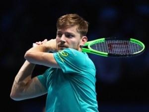 Златен шанс за Гришо! Федерер аут от турнира в Лондон