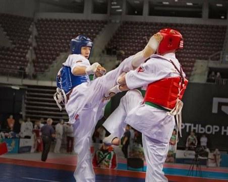 Европейският шампион Ноел загърби футбола заради любовта си към карате СНИМКИ