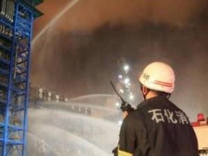19 жертви в голям пожар в Китай