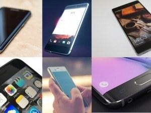 Ето ги най-продаваните Android смартфони у нас за 2017 година