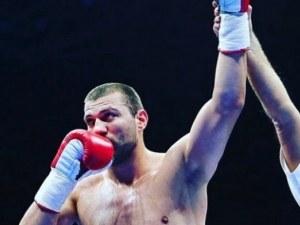 Грузинец не издържа и един рунд срещу Малката Кобра
