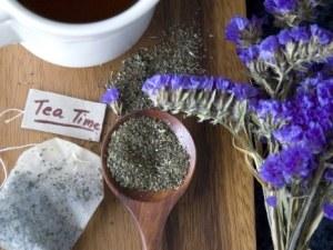 Как сами да си направим микс от насипни чайове?