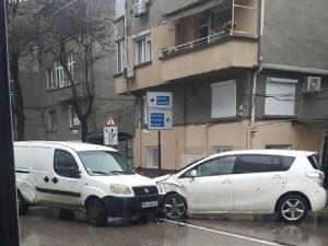 Катастрофа затапи движението в Кючука