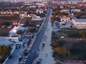 Не пускат рейсовете по Коматевско заради двуметрови ями, линия 113 ще ходи до Остромила