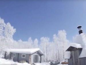 Огромен метеорит освети цяла Лапландия ВИДЕО