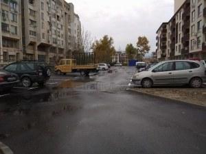 Откриха нов паркинг в Тракия между двата жилищни мастодонта ВИДЕО