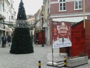 Царството на Дядо Коледа се нанася в Пловдив