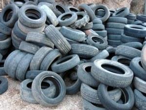 Започват да събират стари гуми в Кършияка