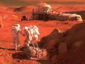 Скрили мисия до Марс, на която стъпили първите хора?