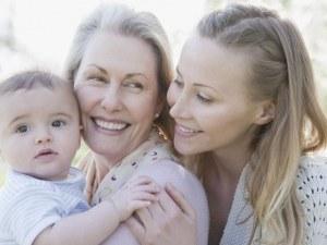 Невероятно: Бебе, майка му и баба му са родени на един и същи ден
