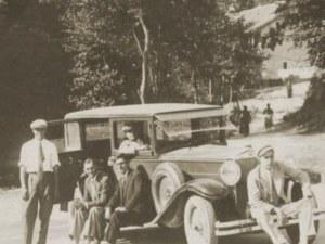 Първите автомобили в  Пловдив! Ето как са изглеждали