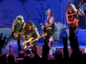 Пускат в продажба билети за концерта на Iron Maiden в Пловдив