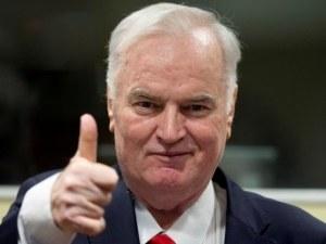 Ратко Младич получи доживотен затвор, обвиниха го в геноцид