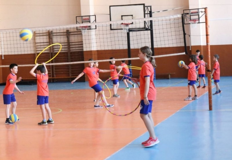 Виктория Волей организира празник на детската си академия