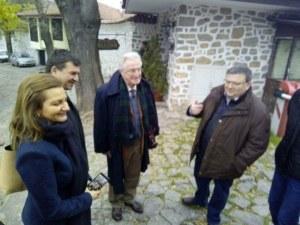 Главният прокурор с баварски гости на Дефилето на младото вино