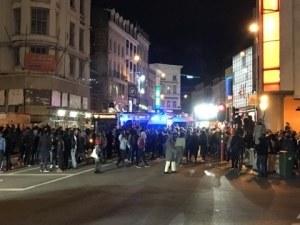 Отново безредици в Брюксел!  Над 50 души са арестувани след масови погроми