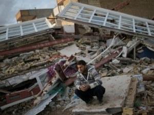 Земетресението в Иран погубило 483 души