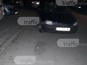 Безумие в Кючука! Корса паркира в средата на улицата, блокира десетки коли СНИМКИ