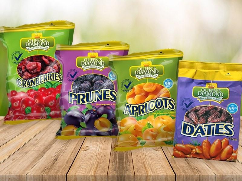 Здравословни сушени плодове – новата мода сред био храните
