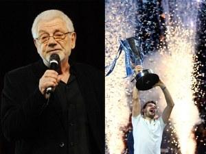 Недялко Йорданов: Искам да стисна ръката на Гришо. Поетът му посвети стих
