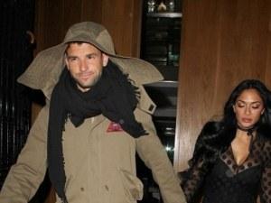 Влюбените Гришо и Никол ръка за ръка в Лондон СНИМКИ