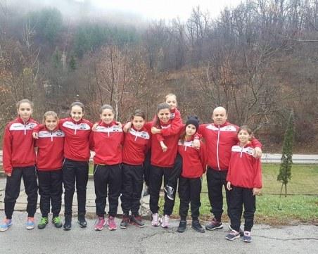 ФК ЕНКО победи шампиона, но остана 4-ти на турнир при момичетата