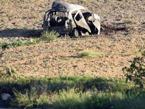 Задържаха 8 души за взрива, разкъсал журналистка