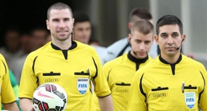 Пловдивски рефери свирят Реал – Борусия Д в Шампионската лига
