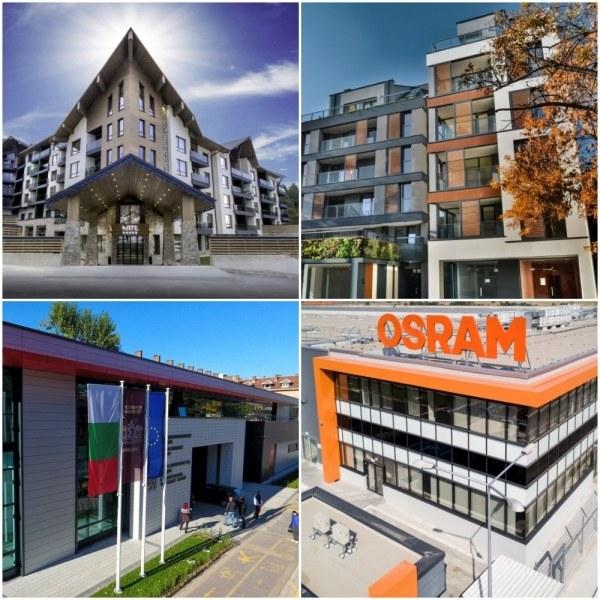 "Рекорд! 12 пловдивски номинации в конкурса ""Сграда на годината"""
