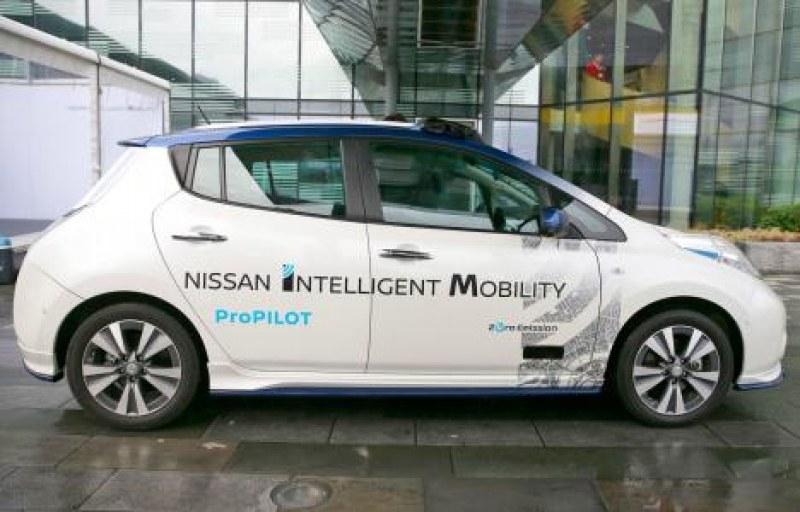 Nissan пуска уникални таксита за Олимпиадата в Токио през 2020 година