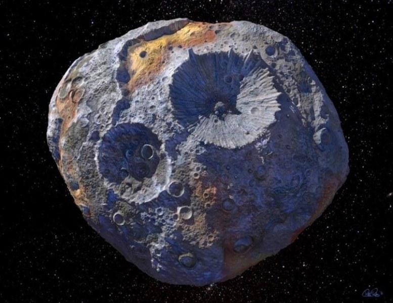Подготвят полет до астероид за 10 квадрилиона долара