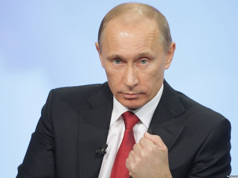 Путин иска още един президентски мандат