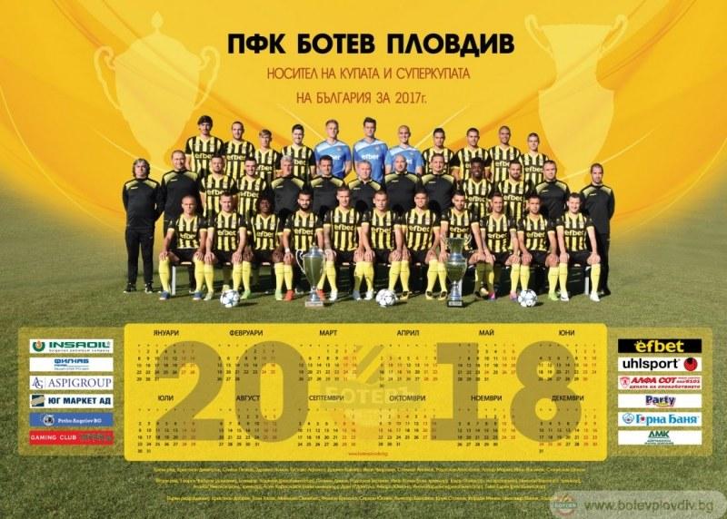 Добри новини за Ботев - Неделев готов за мача с Етър ВИДЕО
