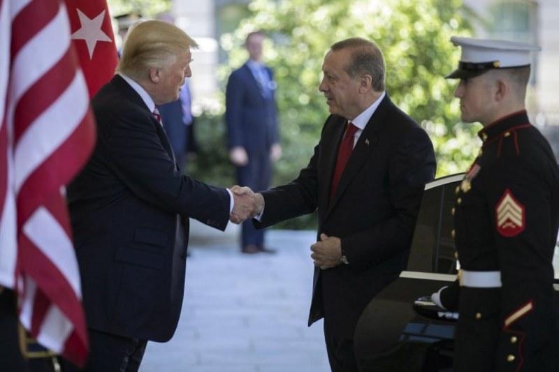 Ердоган скочи срещу Тръмп заради Йерусалим