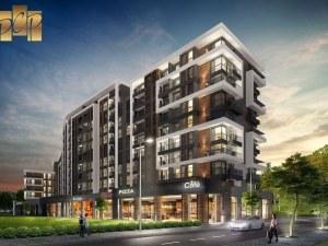 Модерен жилищен комплекс строят в Пловдив
