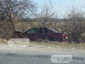 Отново смърт на пътя! Тежка катастрофа отне живота на двама младежи