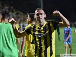 Радост за феновете на Ботев! Капитанът остава до 2020 година