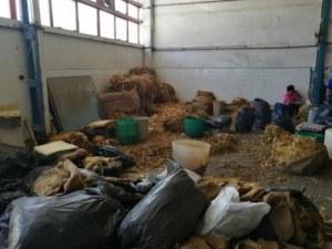 Разбиха нелегална фабрика за цигари, въртели я българи и украинци