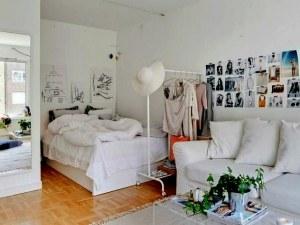 2в1: Как да сложим спалня в трапезарията СНИМКИ