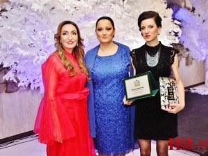 Чаровна пловдивчанка стана мениджър на годината СНИМКИ