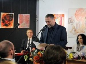 """И литературната награда """"Николай Кънчев"""" отиде при Александър Секулов"""