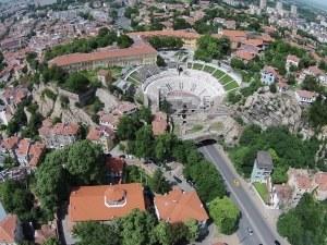 Пловдив - удивителен от небето! Филм, заснет с дрон, увековечи вечния град ВИДЕО
