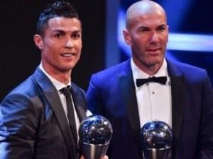 Роналдо се изцепи: Аз съм най-добрият в историята!