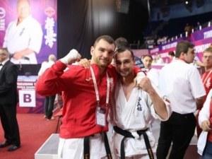 Браво! 6 медала за България на Световното по карате, братята Команови се борят за злато утре