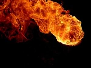 Пожар пламна в поделение на жандармерията в Бургас, огънят е овладян