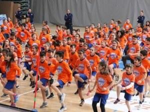 Над 200 деца и 800 зрители уважиха празника на Виктория Волей СНИМКИ
